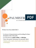 Presentation on Palmistry