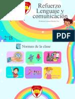 clase 3 lenguaje