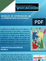 Exposicion Orientacion vocacional