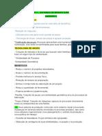 AULAS DE MF - II (MANUFATURA)