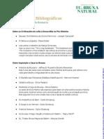 Referências Bibliográficas - História Da Bruxaria - Programa Online_ Eu, Bruxa Natural - Pri Ferraz