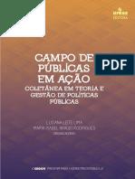7 Livro Campo de Públicas em Ação Luciana Leite e Isabel Rodrigues
