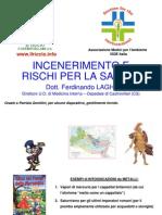 M5. Dott. Ferdinando Laghi - Incenerimento e Rischi Per La Salute