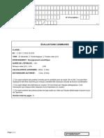 e3c Enseignement Scientifique Terminale 05477 Sujet Officiel (1)