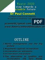 Slides Connett 2011 - English