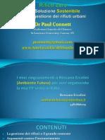 Slides Connett 2011 - Italiano