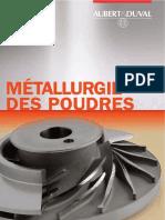 Métallurgie Des Poudres - Aubert &Amp; Duval (1)