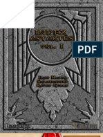Index Astartes Vol 1