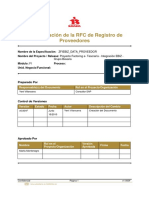 PMO PLE 28 Especificacion Registro de Proveedores_1