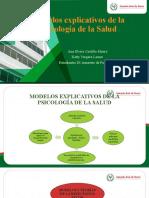 Diapositivas Exposicion Psicologia de La Salud