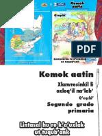 Kemon Ch'Abäl Q'Eqchi' CDT 2º