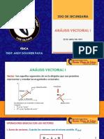ANÁLISIS VECTORIAL I
