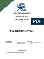 Unidad 1 Psicologia