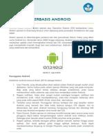 Materi 4 Gawai Berbasis Android
