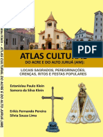 eBook - Klein, Estanislau Paulo Atlas cultural do Acre e do Alto Juruá (AM)
