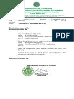 SUrat Kuasa Pengambilan dana KNPI - fathurrohman