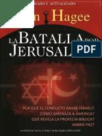 La Batalla por Jerusalén - John Hagee