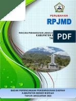 RPJMD Revisi