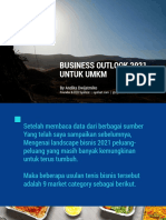 5. Business Outlook 2021