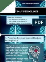 Islam Dan Psikologi