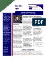 LWV Spring 2011 Newsletter