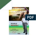 Diaspora Afrocubana o Tradicional Version Final 2020
