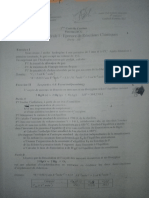 Examens Atomistique