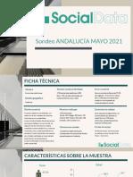Social Data Informe Ejecutivo Andalucía 07 Junio 2021