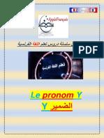 C35 Le pronom Y