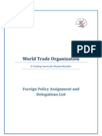 WTO_FP Assignment