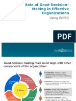 Effective Organizations_ Decision Making Presentation