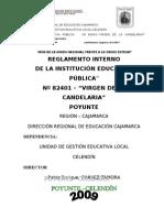 REGLAMENTO INTERNO POYUNTE 82401