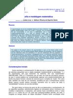TC - Filosofia e Modelagem Matemática