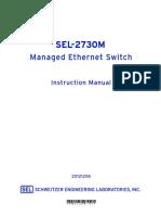 Switch 2730M SEL