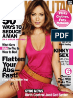 Cosmopolitan USA - April 2011