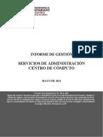 Informe CDC Mayo 2021 Ver1.1