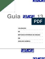 Guia RELACRE 13