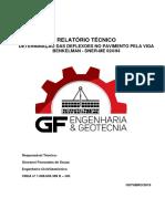 20 - Relatório de Deflectometria - Sanclerlãndia-buriti de Goiás