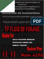 TP Fluid de Forage