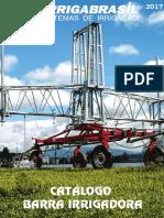 Catálogo Barra Irrigadora Completo