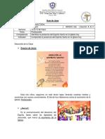 Guía de Clase N°2 Pentecostés 2do grado