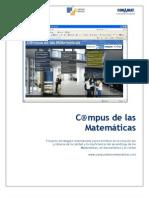 DOCUMENTO CaMPUS DE LAS MATEMATI