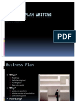 Sample Business Plan Presentation 10