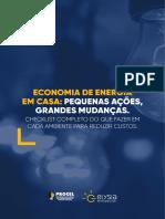 Checklist Economia de Energia Elétrica