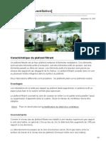 energieplus-lesite.be-Plafond filtrant ventilation