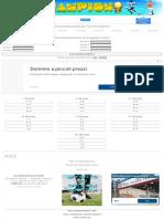 Creazione Calendario (Schema) per torneo di calcio a 8 squadre - Sport Tool  applicazione per competizioni sportive