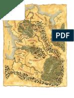 Map Bretonnia 2 Color