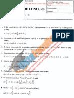 ListaFacultati.ro Subiecte Admitere Politehnica Bucuresti - Geometrie si Trigonometrie 2010