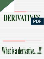 Derivatives presentation
