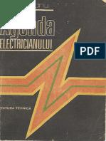 Agenda Electricianului 1986 Editia IV de e Pietrareanu
